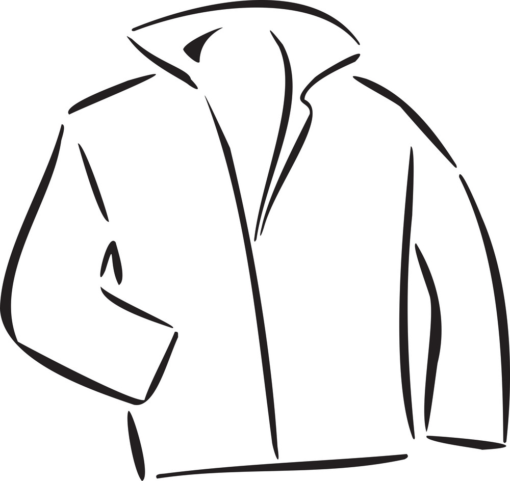 Concept Of Men's Clothing.