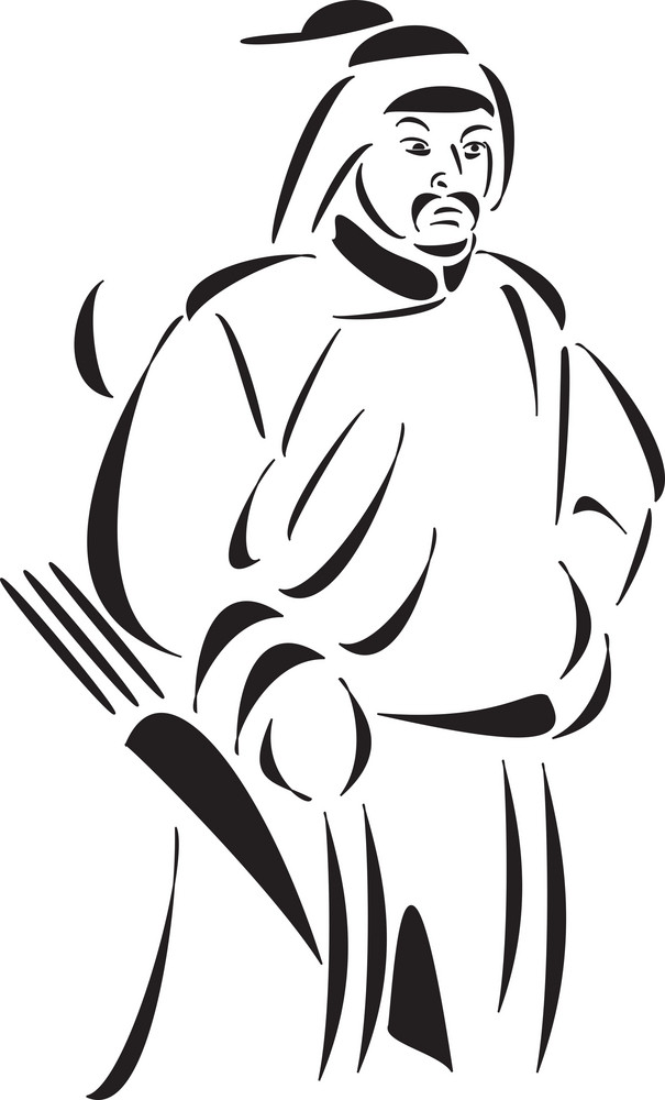 The Mongol Founder