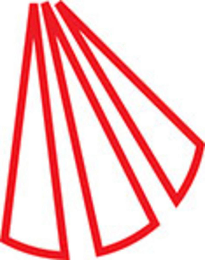 Design Element Of Triangle.