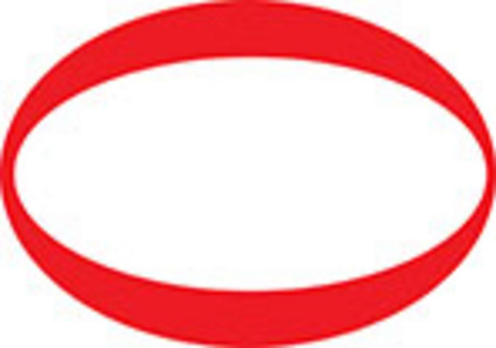 Design Element Of Oval Shape.