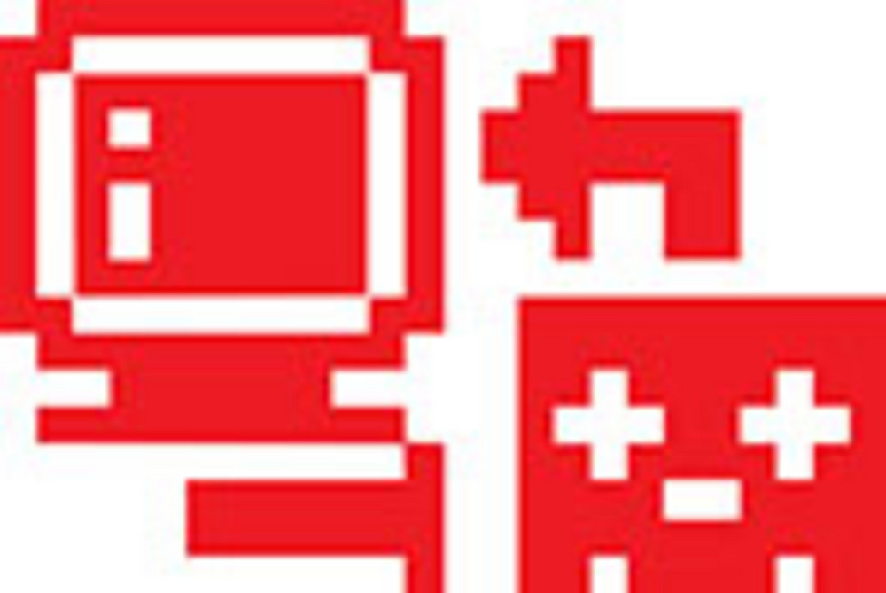 Design Element Of Pixel Art.