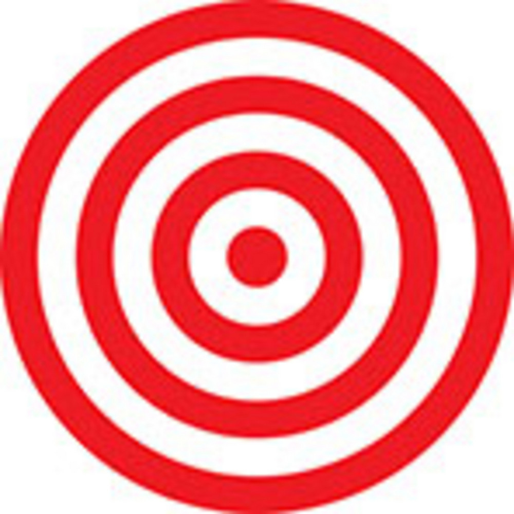 Design Element Of Shooting Target.