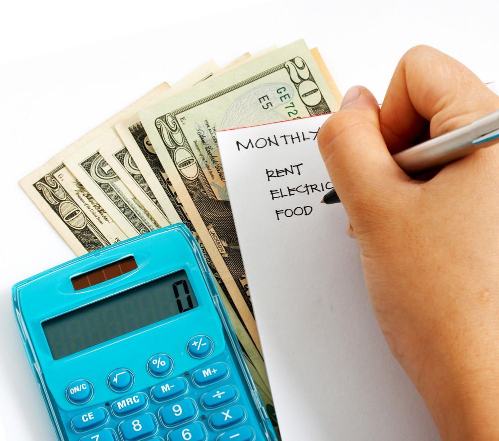 計算家庭預算