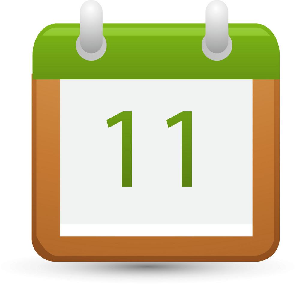 Calendar Lite Communication Icon
