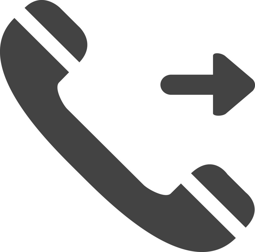 Calling 2 Glyph Icon