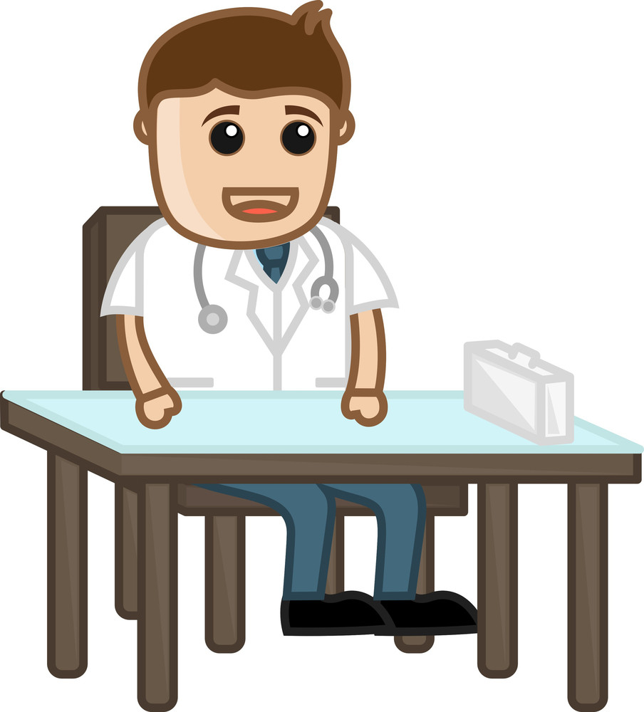 Campaign  - Medical Cartoon Characters