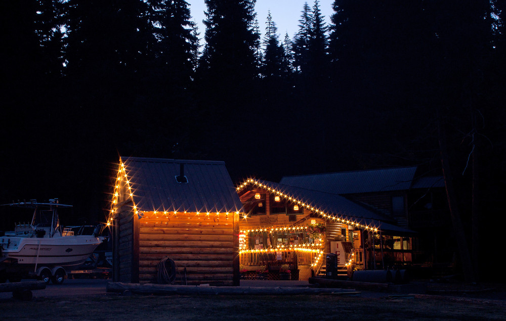 Camping Lodge