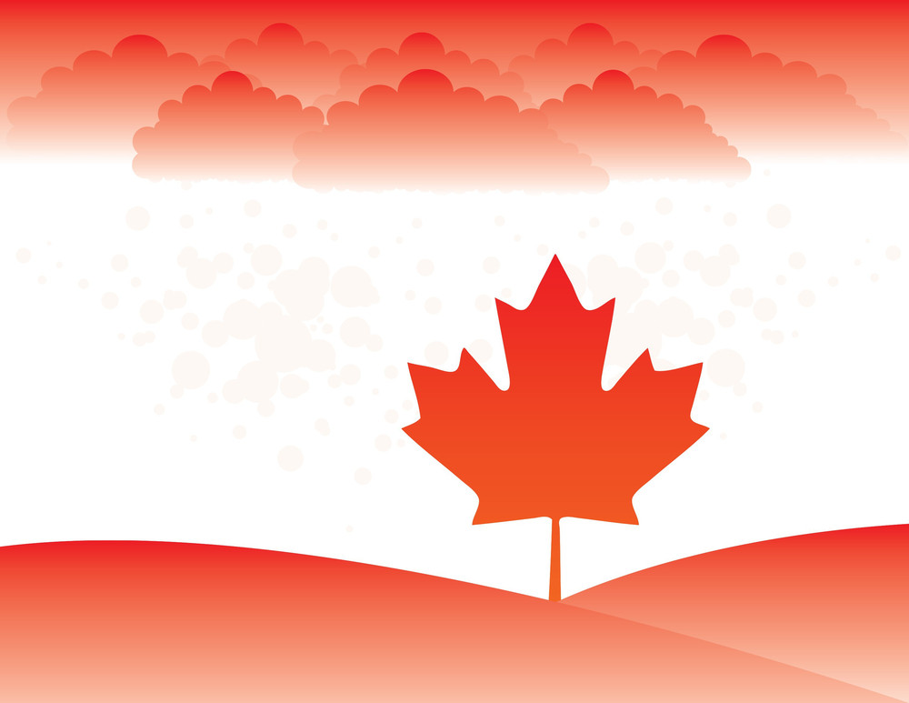 Canada - Abstract Flag