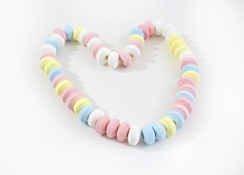 Candy Bead Necklace