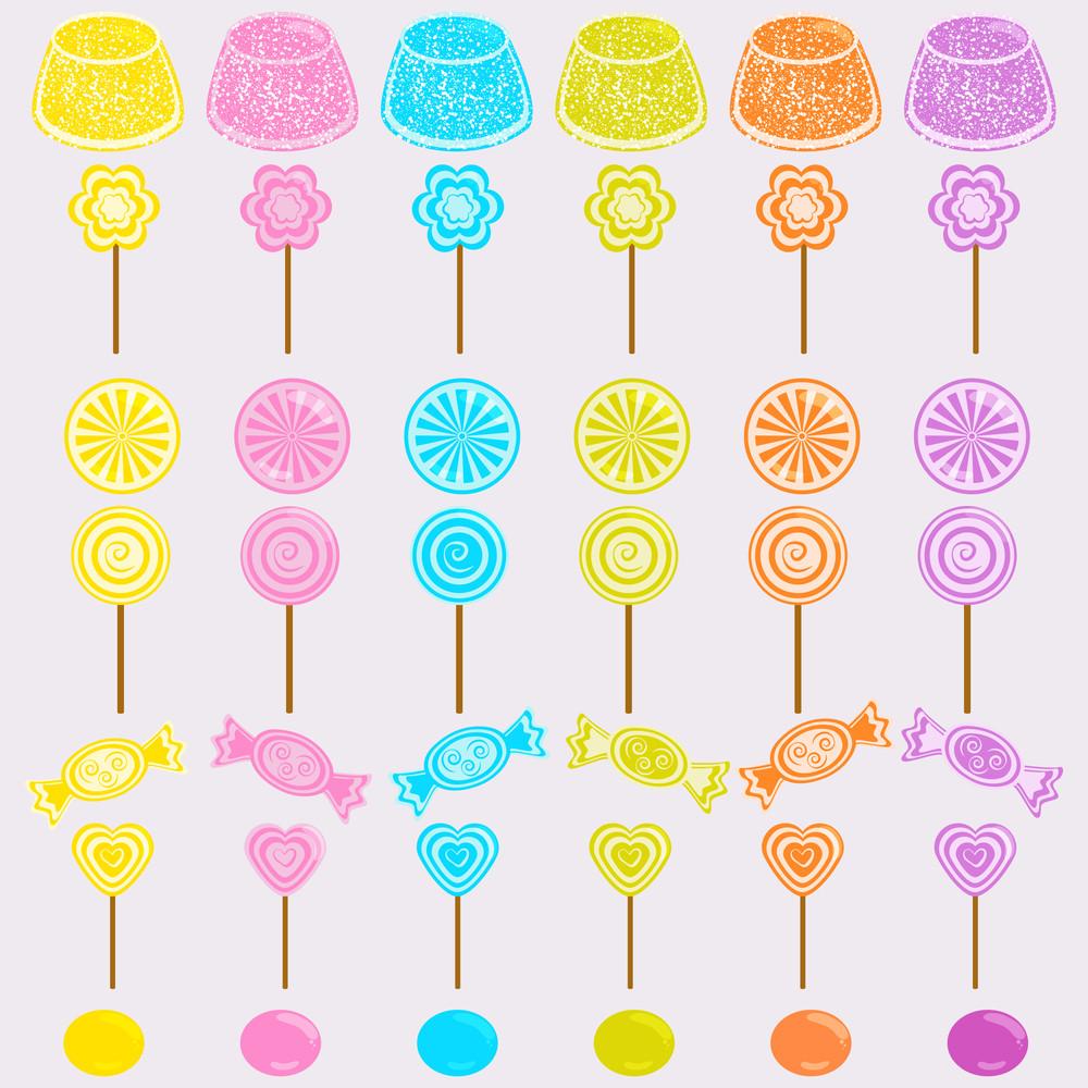 Candy Party Celebration
