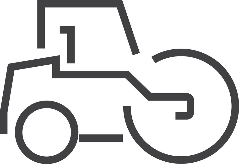 Car 2 Minimal Icon