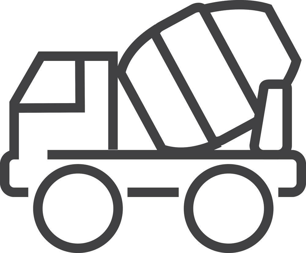Car 6 Minimal Icon