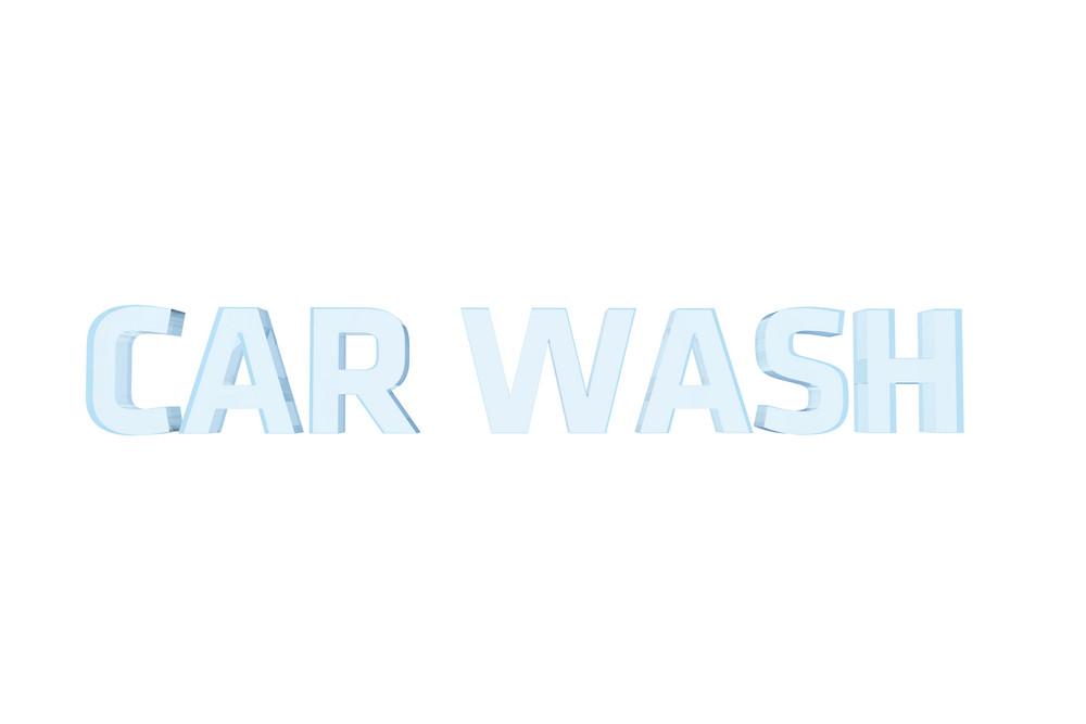 Car Wash Glassy