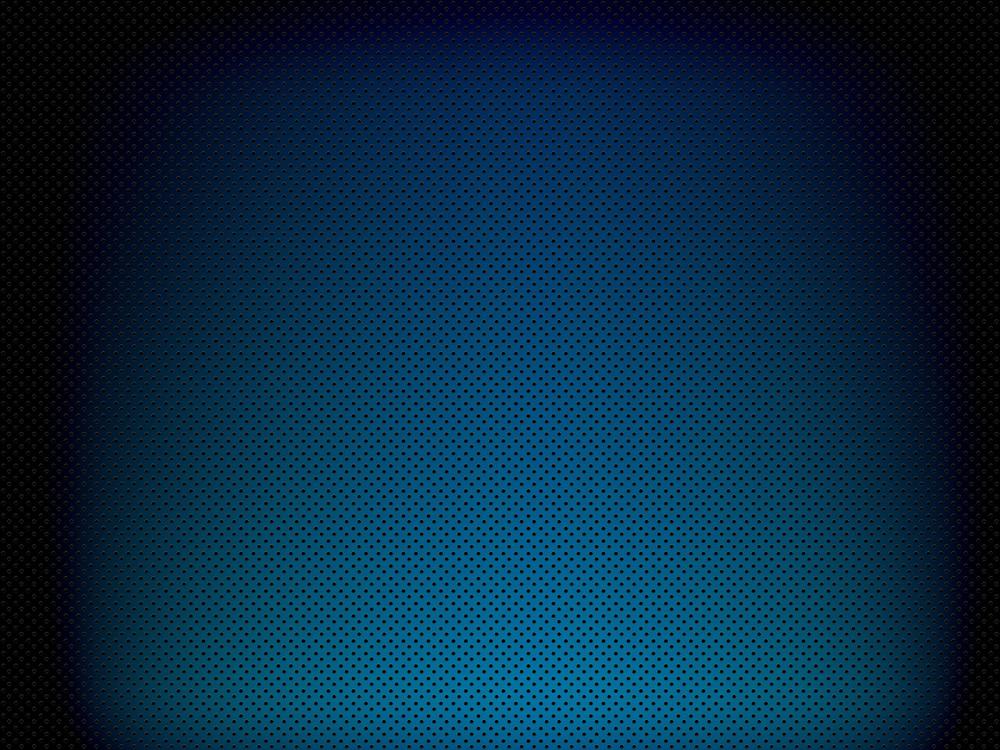Carbon Dots - Blue Background