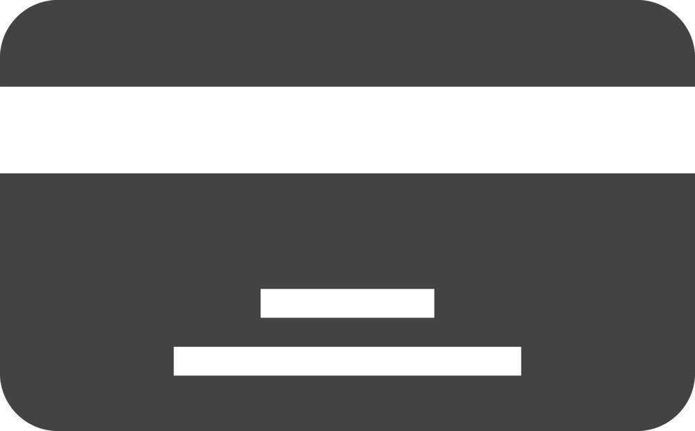 Card Glyph Icon