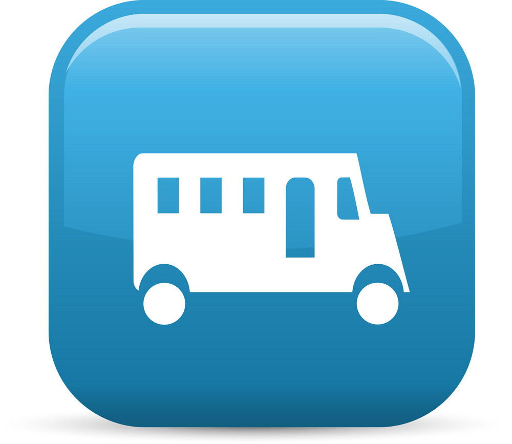 Cargo Transportation Elements Glossy Icon