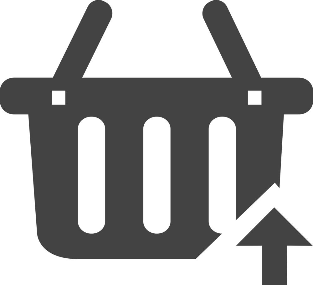 Cart 4 Glyph Icon