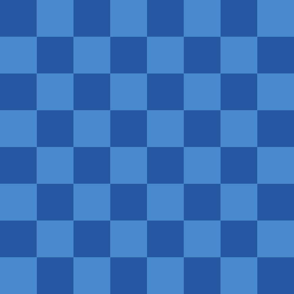 Cartoon Background - Checkers Pattern