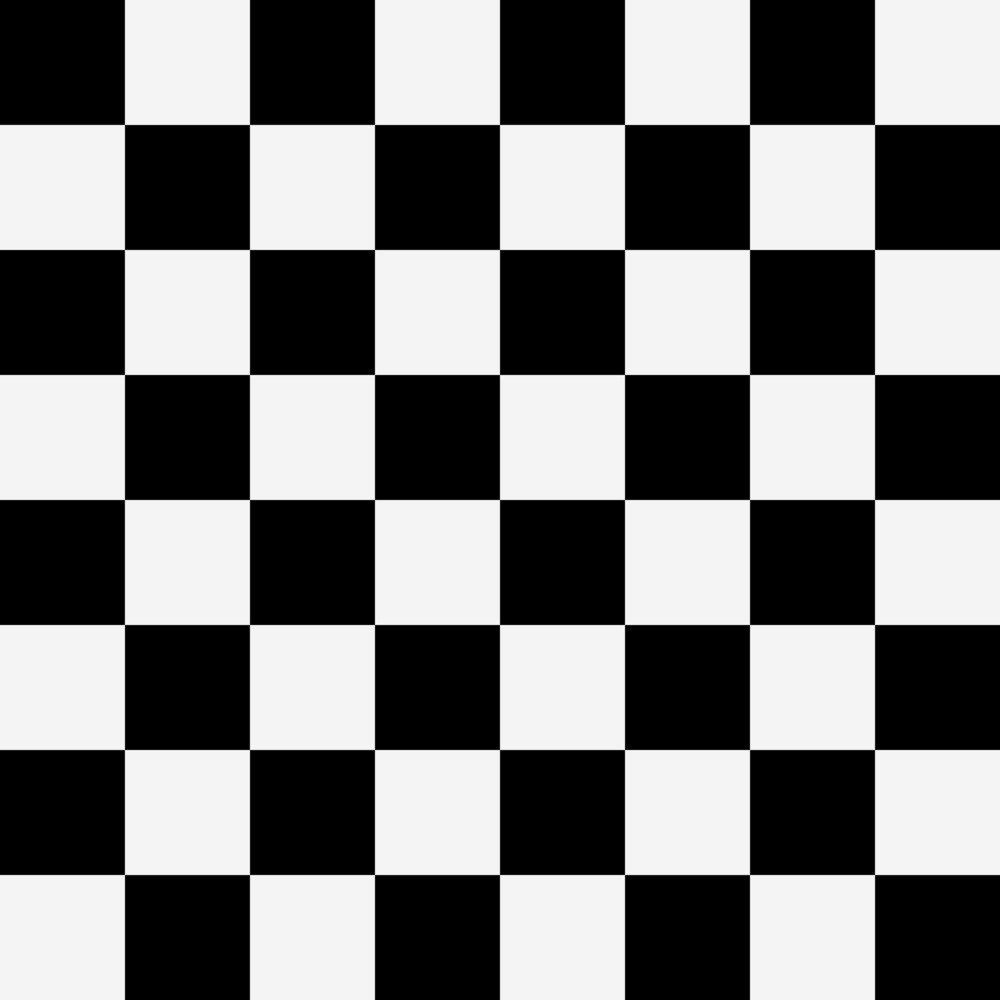 Cartoon Background - Chess Pattern