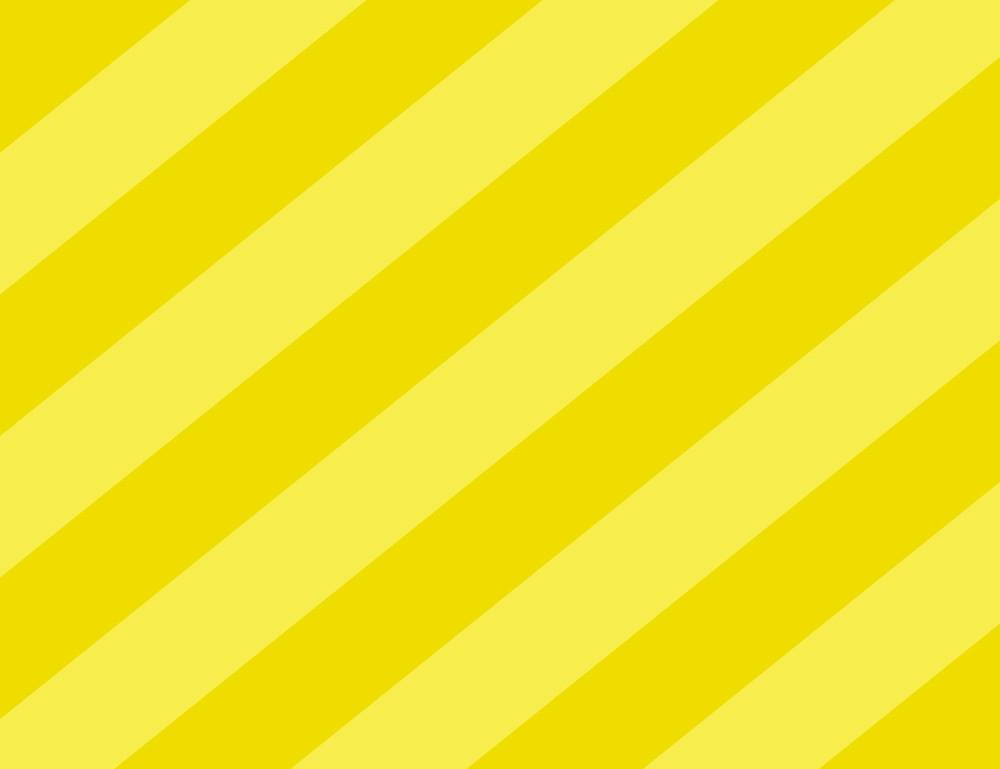 Cartoon Background - Diagonal Yellow Lines