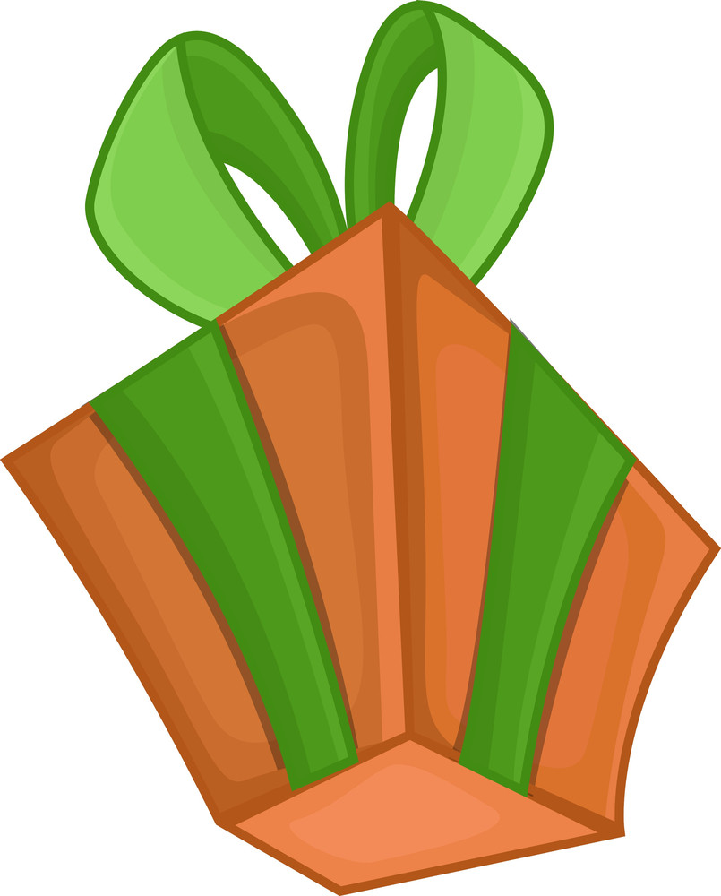Cartoon Gift Box