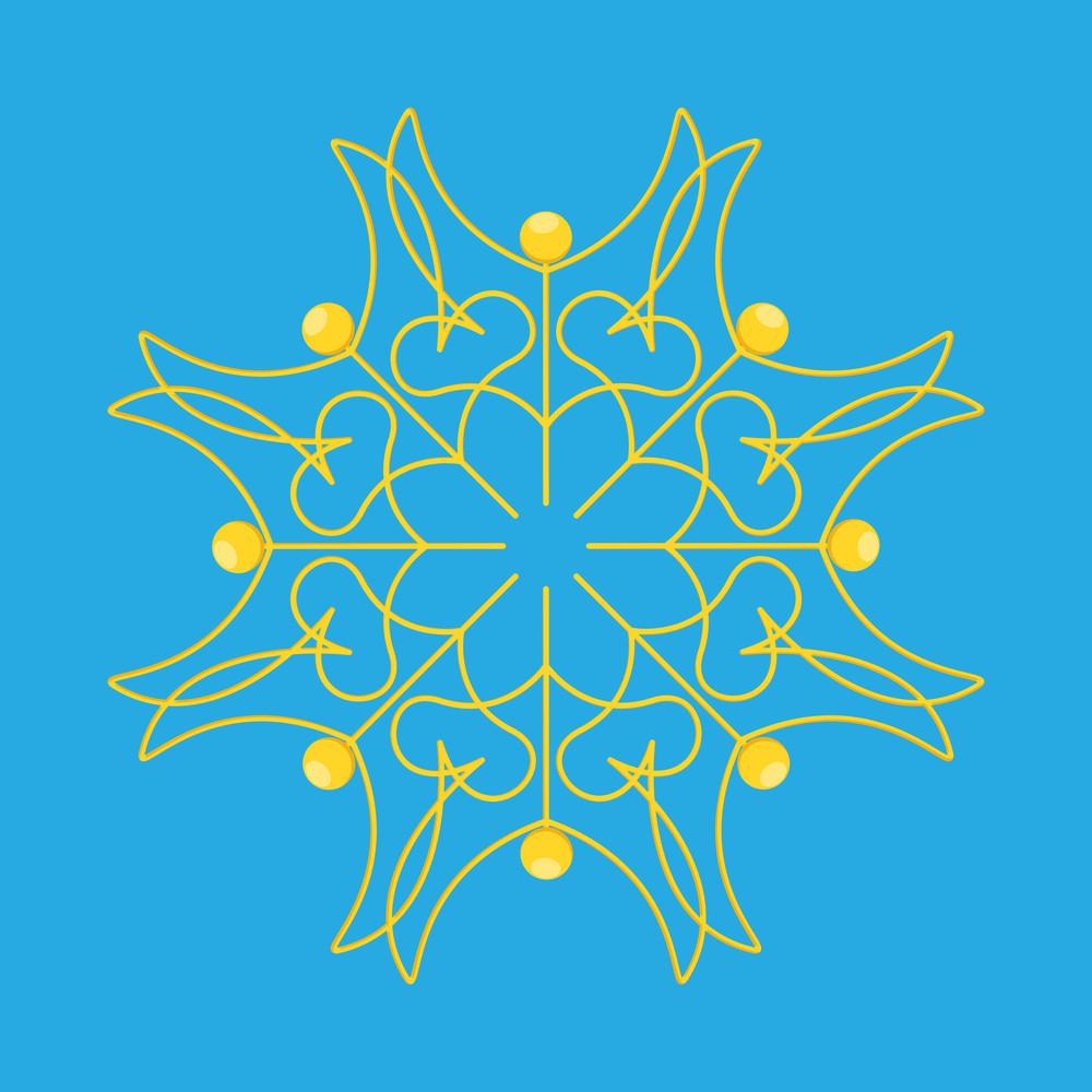 Carved Snowflake