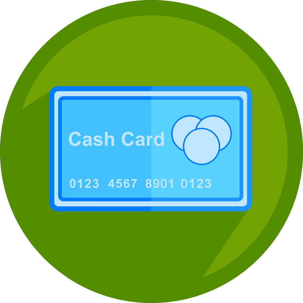Cash Card Icon