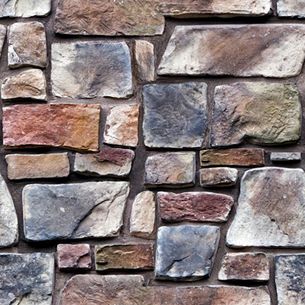 Castle Wall Seamless Texture