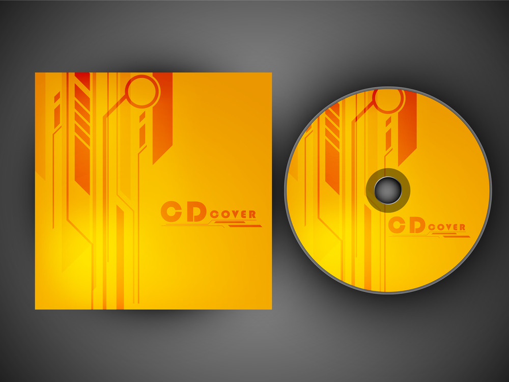 Cd Cover Design For Your Business.