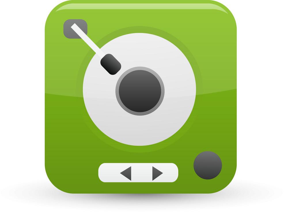 Cd Player Lite Media Icon