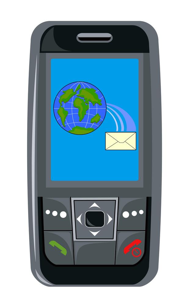 Cellphone Black