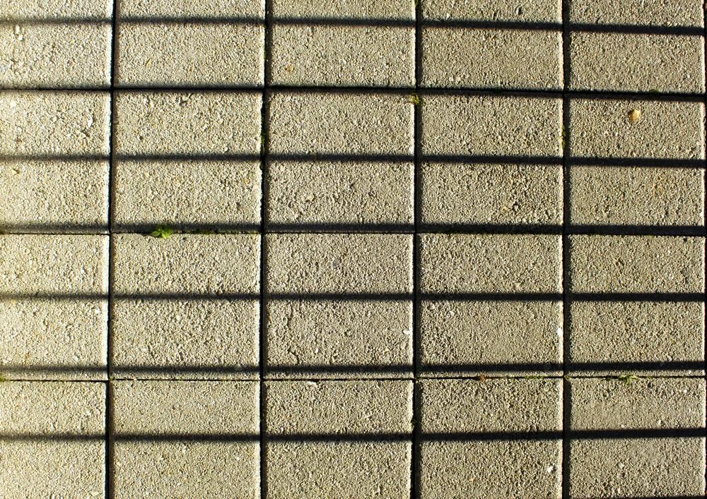 Cemented Bricks Wall Texture