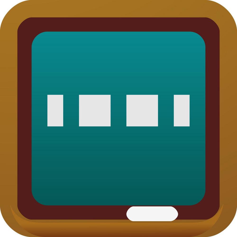 Chalkboard Tiny App Icon