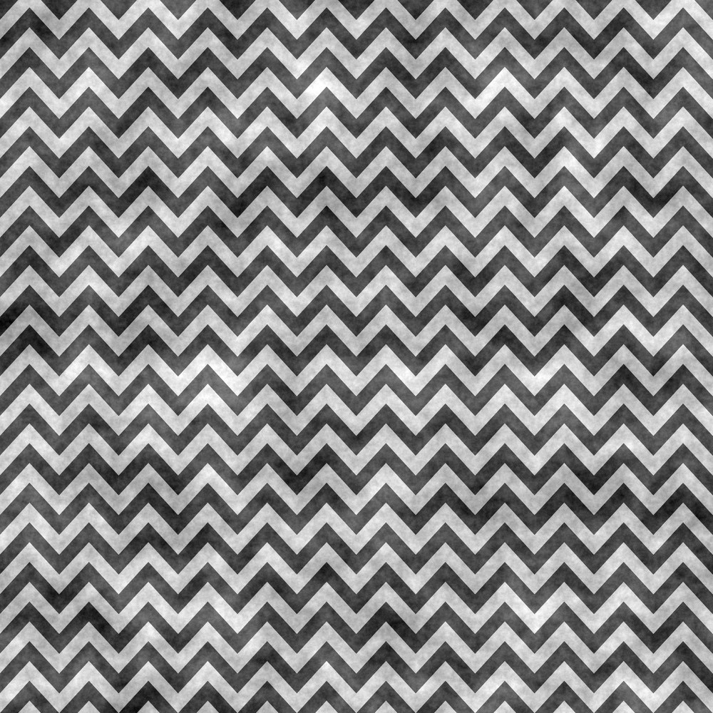 Black And White Chevron Chalkboard Pattern