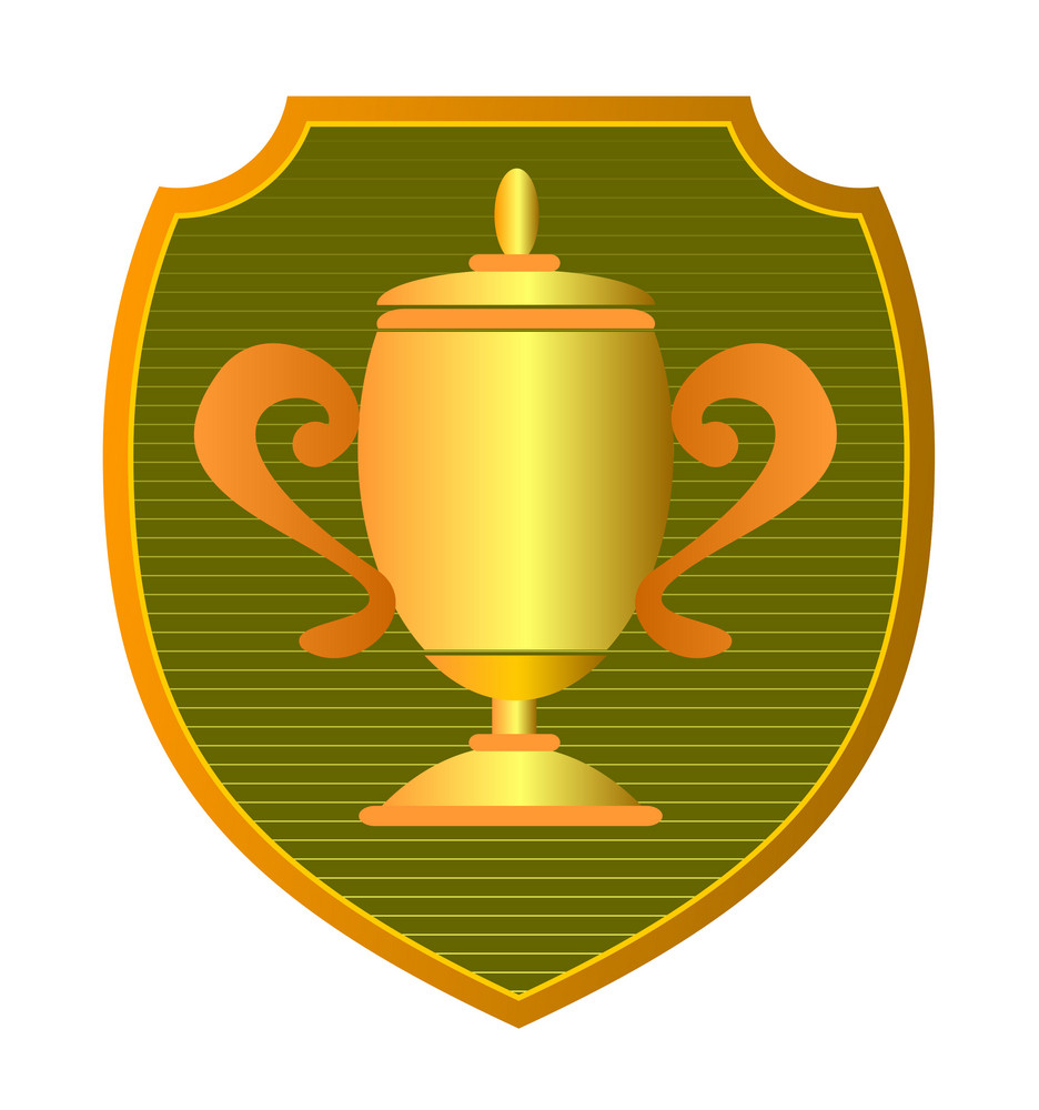 Championship Cup In Shield