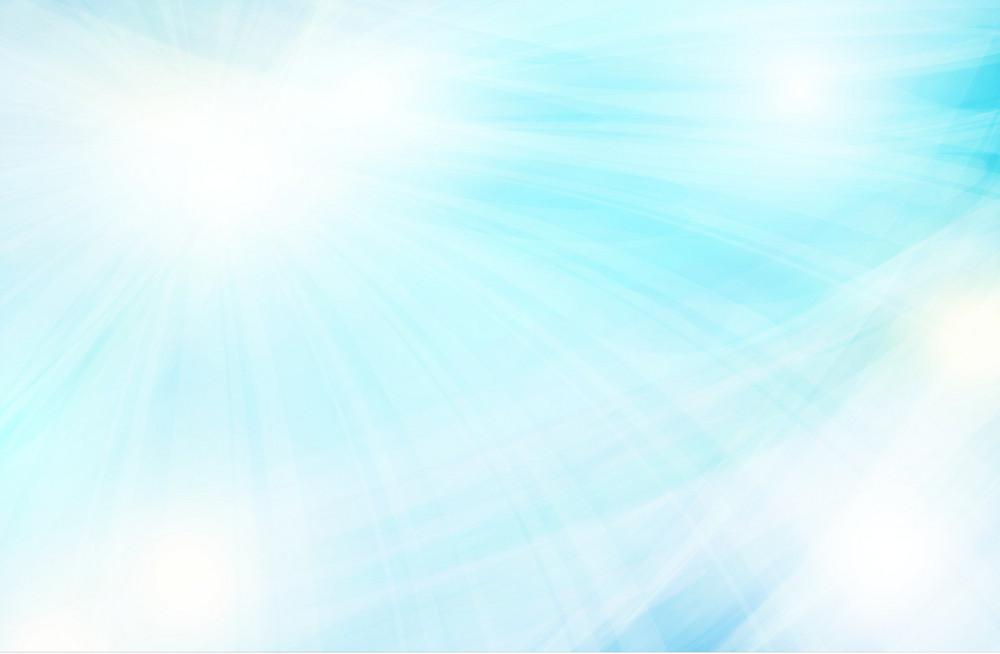 Chaotic Light Blue Vector