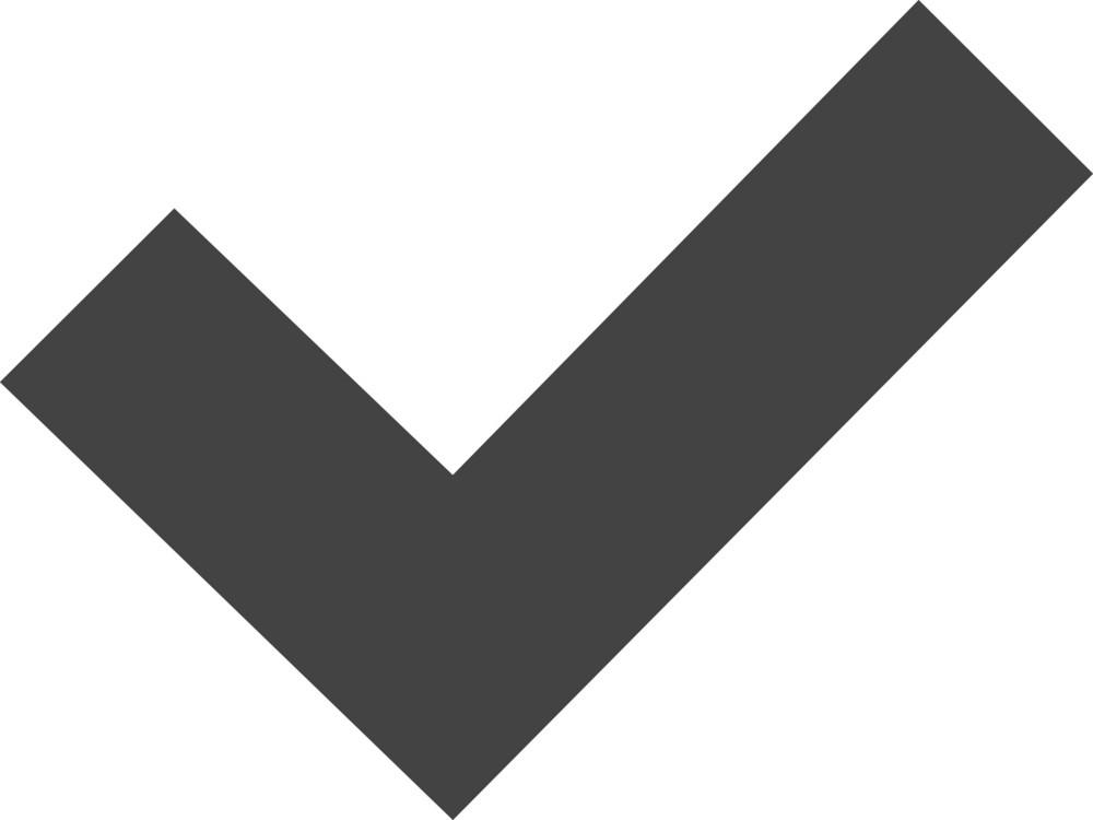 Check Glyph Icon