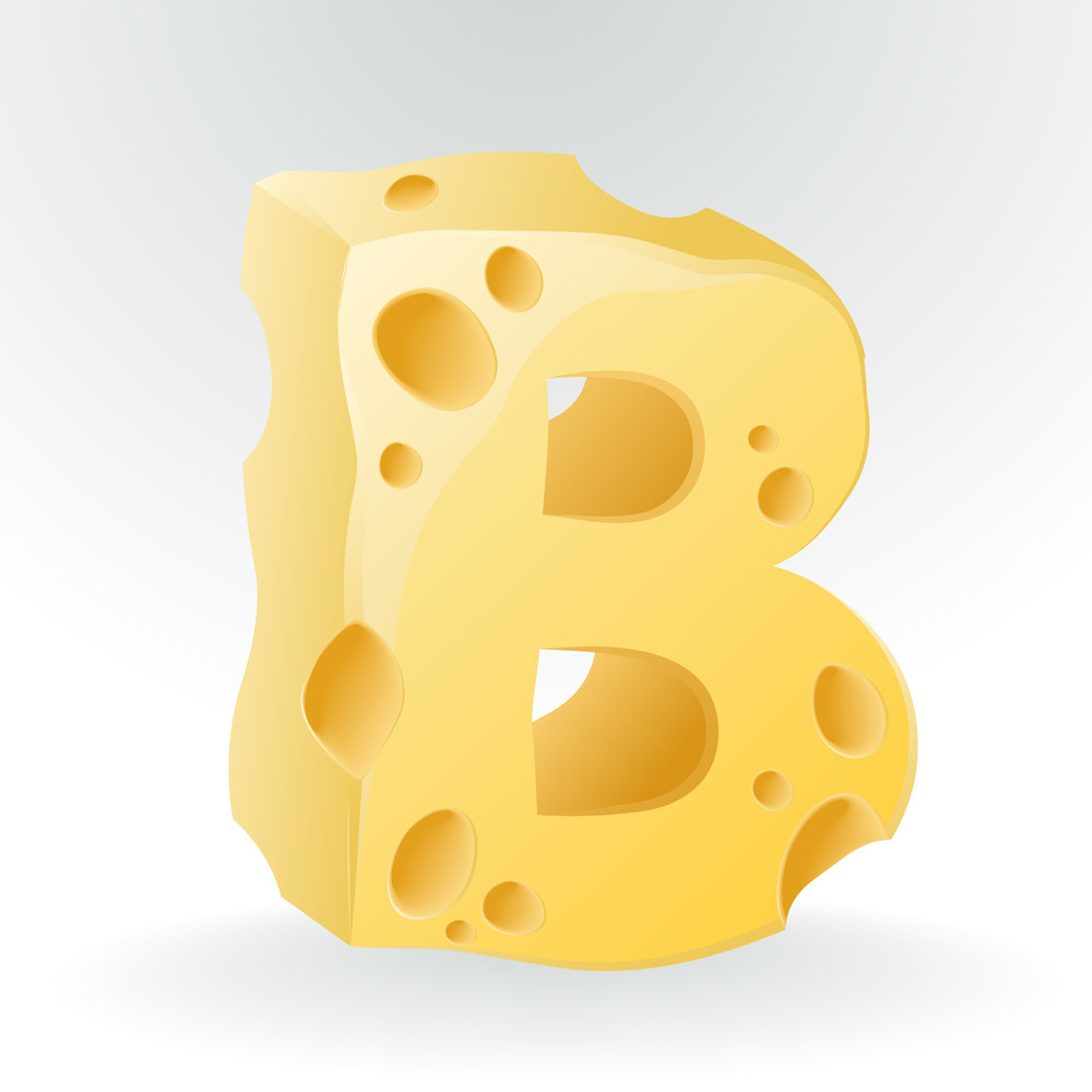 Cheese Vector Abc.