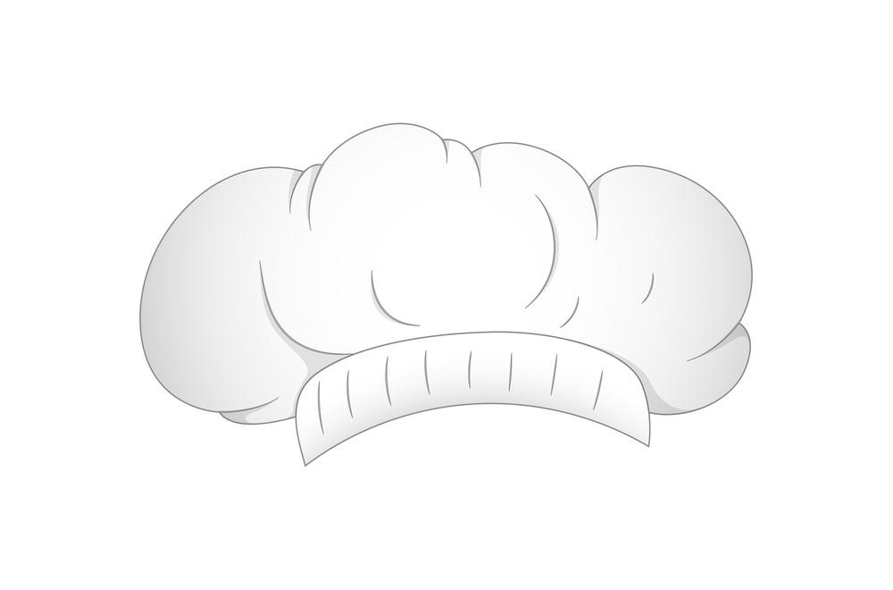 Chef Cap Vector