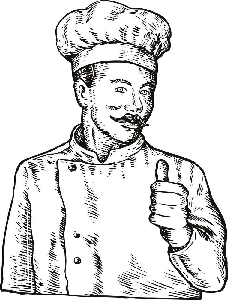Chef Cook Baker
