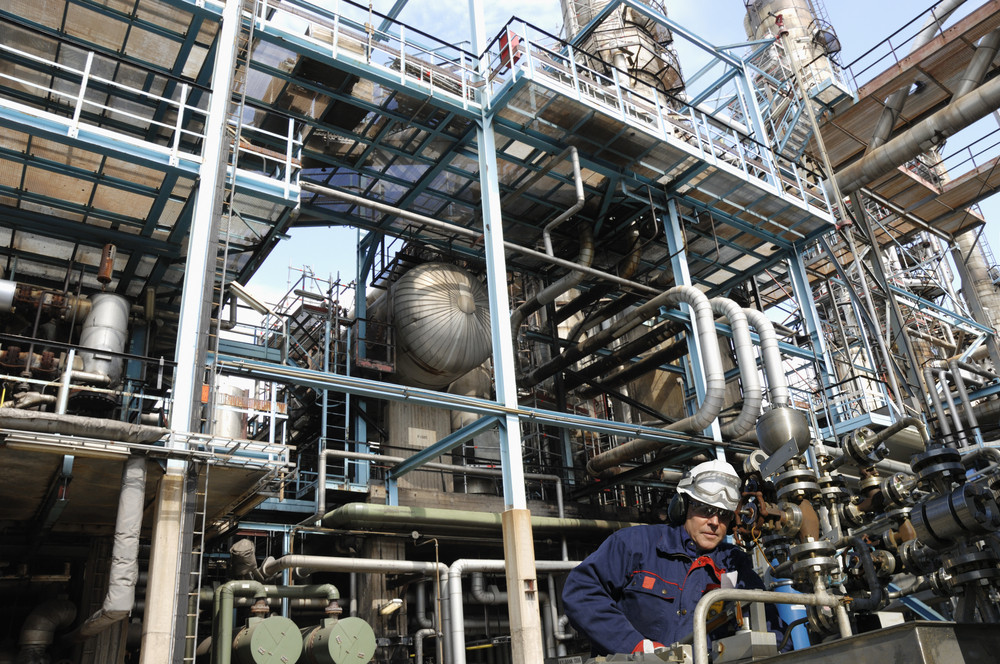 chemical industry and engineer
