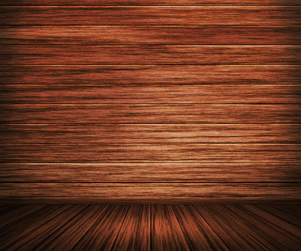 Cherry Wooden Interior Background