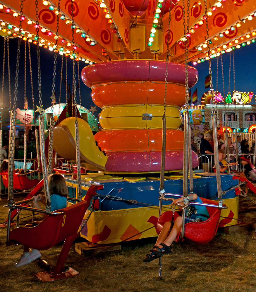 Childrens Carnival Ride