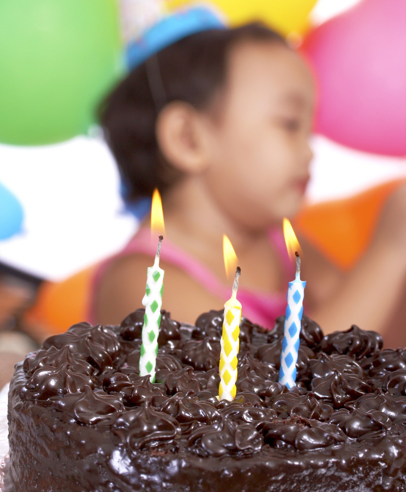 Chocolate Cake For A 3 Year Old