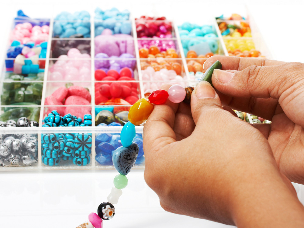 Choosing Beads For A Unique Necklace