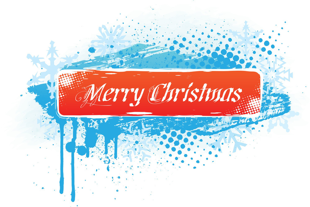 Christmas Banner - Hot And Cold