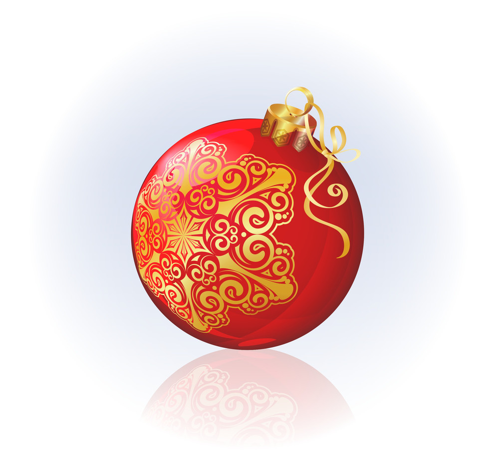 Christmas Decoration. Vector.