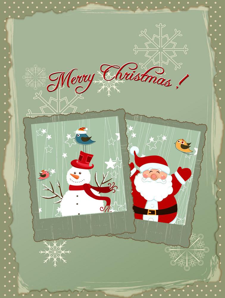 Christmas Illustration Vector