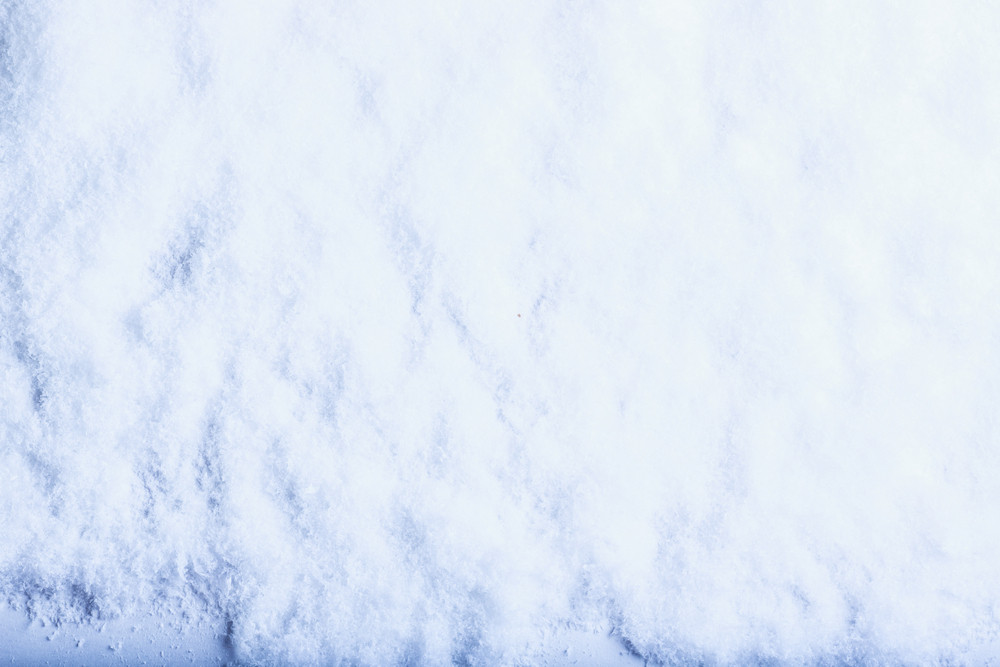 White Frost Snow Background  Winter And Christmas Concept