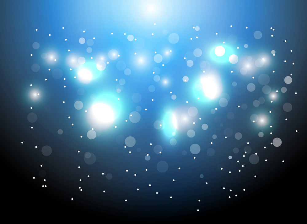 Christmas Sparkles Background